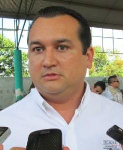 Fabian Vallado, delegado de Sedesol.