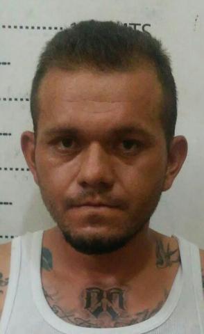 Limber Daniel Aguilar, alias 'Bullet'.