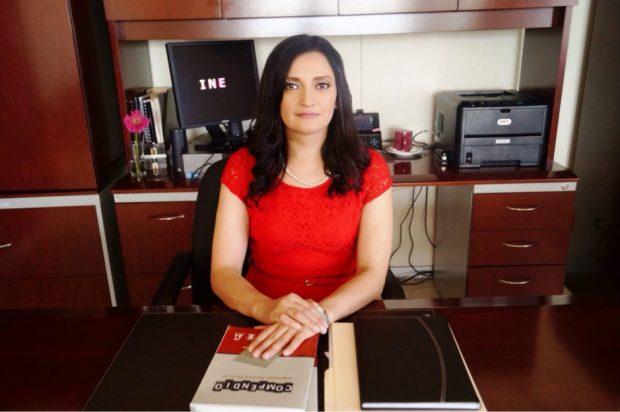 Claudia Rodríguez Sánchez, próxima delegada del INE en Quintana Roo.