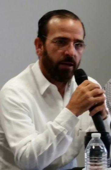 Gerardo Mora, director de la Comisión de Agua Potable y Alcantarillado.