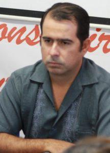 Jorge Carlos Aguilar Osorio, líder del PRD.