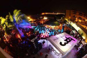 Vista del Festival en su apogeo. Foto: Archivo.