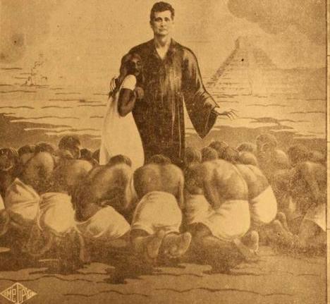 Revista Social. Magazine ilustrado mensual, vol. II. Mérida, 1 de febrero de 1928, n. 16. Biblioteca Yucatanense