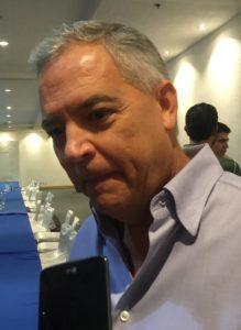 Gerardo Treviño Villarreal, coordinador de la Comisión de Imagen Urbana de Cancún.