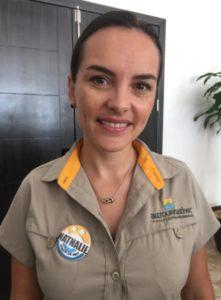 Nathalie Leño, gerente de marketing en Alltournative.