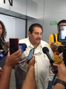 Miguel Ángel Pech Cen, Fiscal de Quintana Roo. (Foto: Leslie Gordillo)