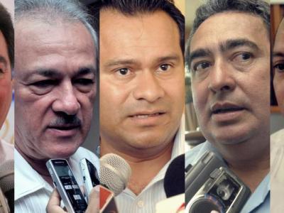 VAN POR ESCOLTAS DE EX FUNCIONARIOS Y EX DIPUTADOS: Justifica López Mena dejar guaruras a Borge, pero dice que es 'temporal'