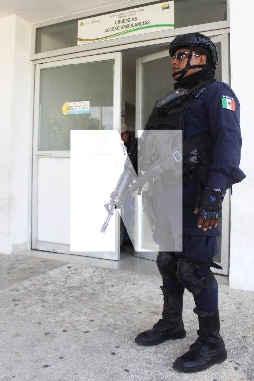 """Intento de asesinato de """"La Parca"""""""