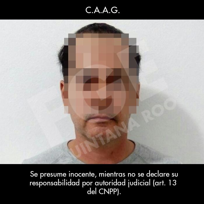Detienen a Carlos Acosta, exfuncionario de Roberto Borge