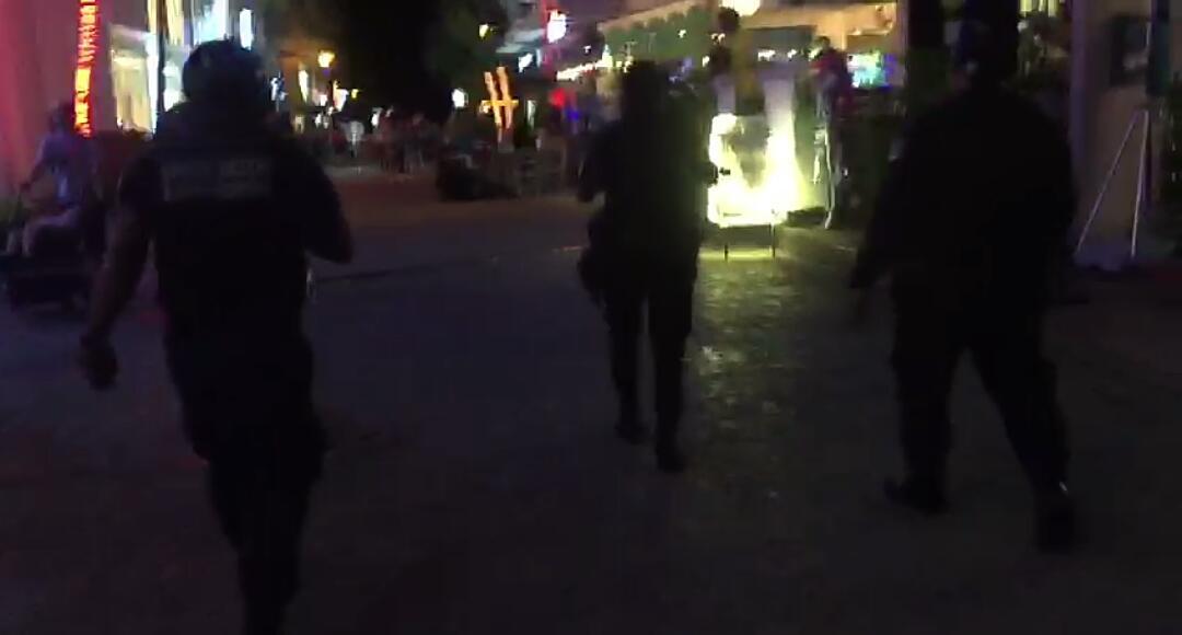 Balacera en Playa del Carmen deja heridos y detenidos
