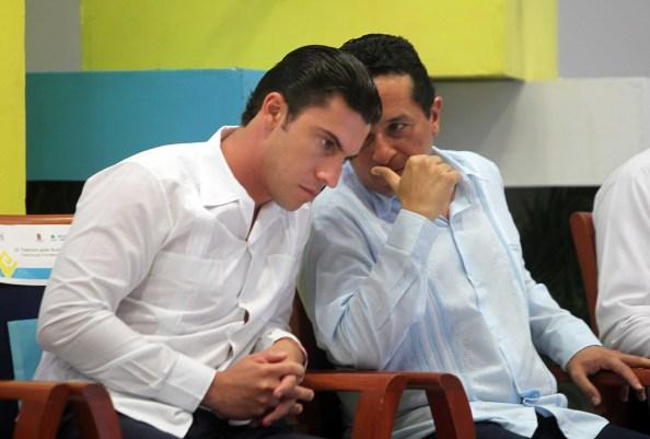 Cancún.- Ante una gran concurrencia Presentan ante la sociedad civil y medios de comunicación, los portales electrónicos de Publicidad Oficial y Comisiones Abiertas INAI-Gobierno del Estado de Quintana Roo.