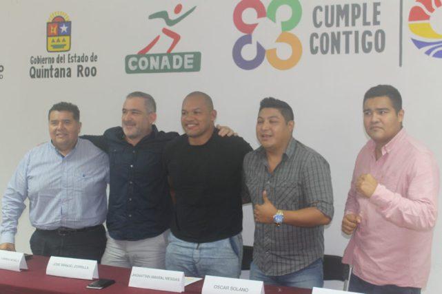 AUTORIDADES Y EMPRESARIOS UNIDOS PARA INCENTIVAR LAS MMA