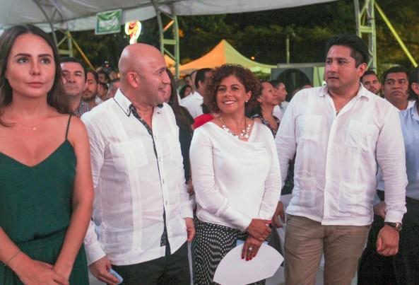 1er. Informe de gobierno del alcalde Remberto Estrada