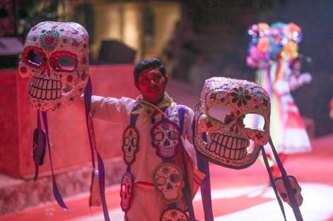 Inicia el XII festival de vida y muerte