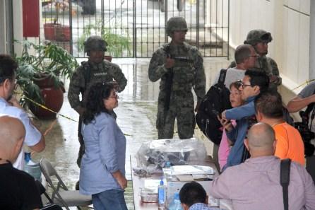 CNDH colabora con Agentes del Ministerio Público Federal