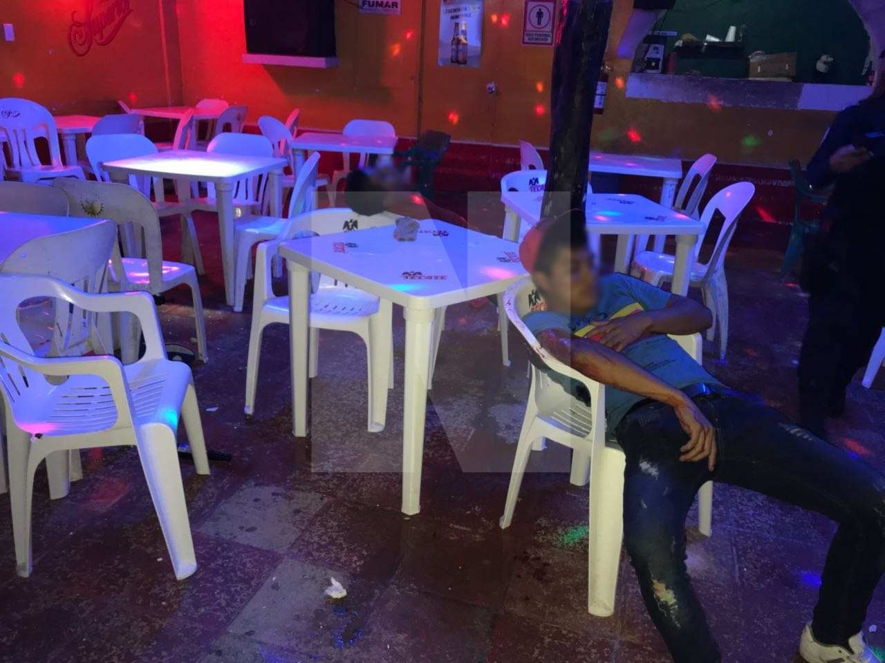 Ataque a bar 'Oasis' deja dos muertos en Cancún, Quintana Roo