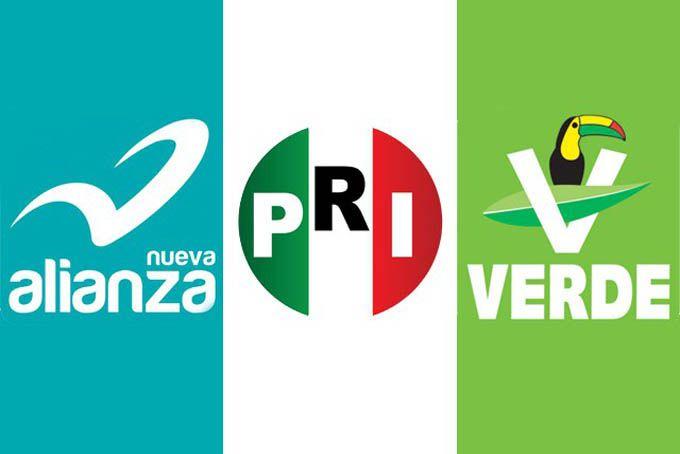 Se desinfla la coalición Todos por Chiapas; PRI-Verde van separados