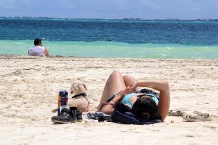 Actividad turística se recupera