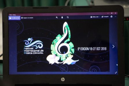 En octubre el Festival Internacional de Música Cancún