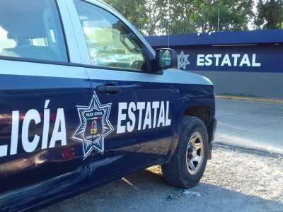 BALAZOS ENTRE SICARIOS Y POLICÍAS: Enfrentamiento en la madrugada en Cancún deja un agente herido y cinco detenidos