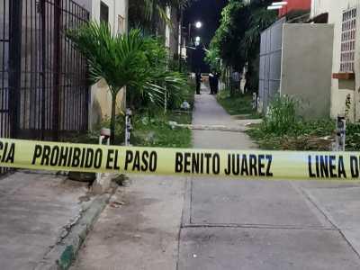 DISPARAN CONTRA UNA PAREJA EN SU PROPIA CASA: Nuevo ataque a balazos en Villas Otoch Paraíso en la Región 259 de Cancún