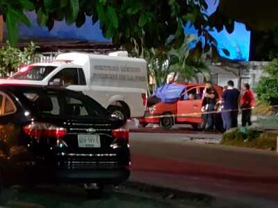 PRELIMINAR | SEGUNDO EJECUTADO DEL DÍA EN CANCÚN: Matan a balazos a un automovilista en la Región 228 y suman 491 casos en el año en Cancún