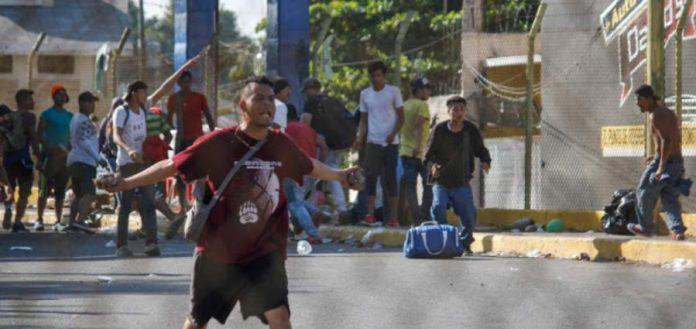 Resultado de imagen de Expulsan a migrantes de comunidad de Chiapas