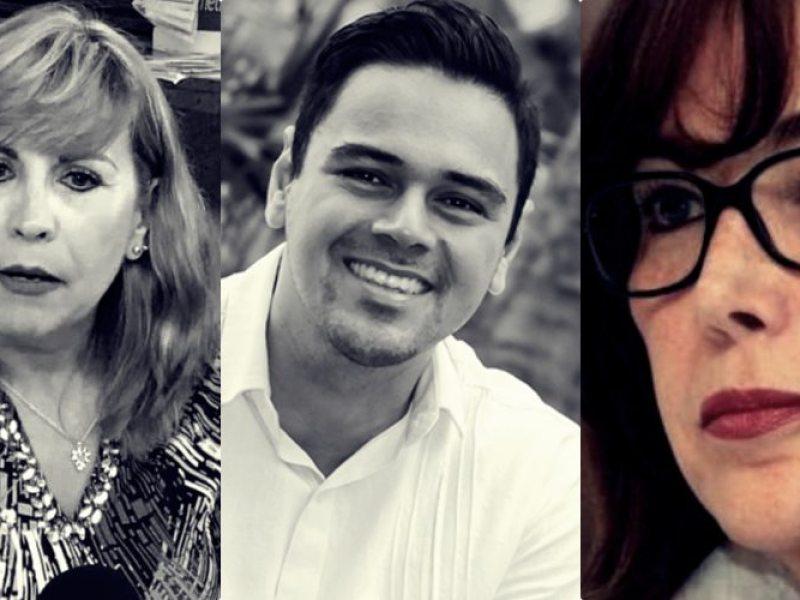 YEIDCKOL SUSTITUYE CANDIDATURAS DE MORENA EN QR: Impone a la borgista Susana Hurtado y al marista Arturo Baños