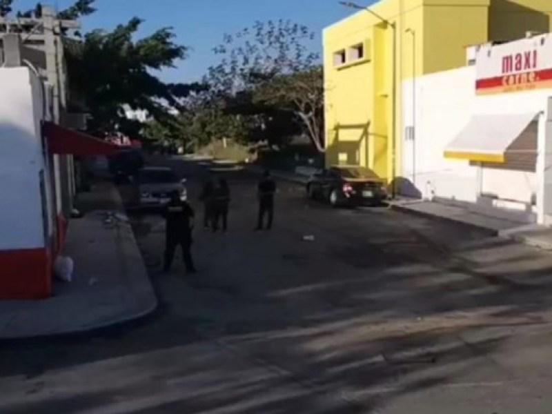 Detiene FGE a dos implicados en el homicidio de un comandante de la policía de Solidaridad