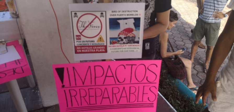 PROTESTA EN PUERTO MORELOS (4)