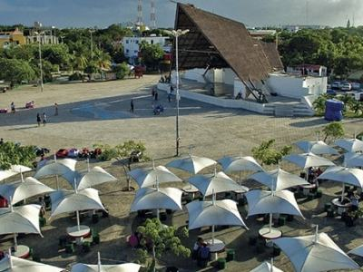 Se posterga la remodelación del parque Las Palapas por falta de presupuesto