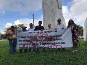 manifestación de periodistas (2)