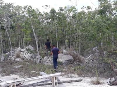 HALLAN MUERTOS A DOS CICLISTAS DESAPARECIDOS HACE TRES SEMANAS: Encuentran cadáveres en una brecha de la colonia México, en la salida de Cancún hacia Mérida