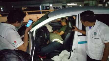 mere taxista al chocarse (1)