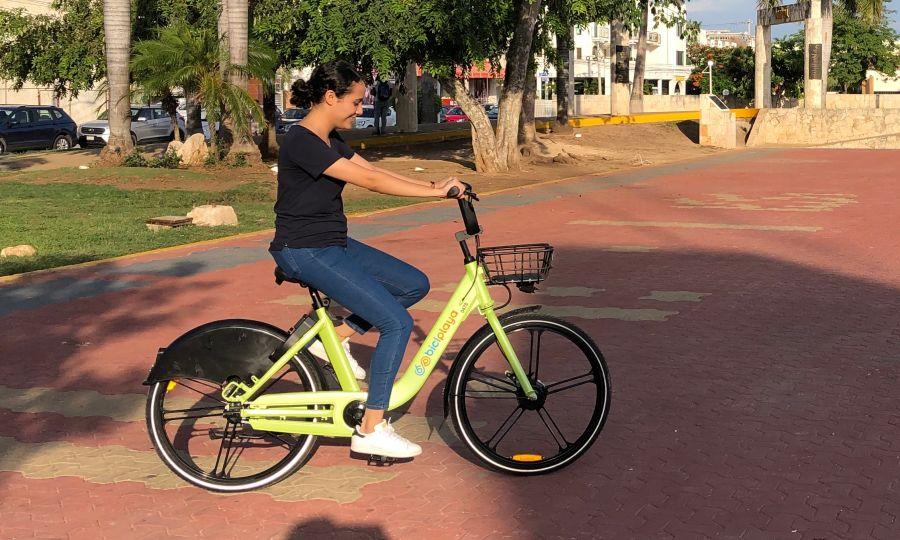Resultado de imagen para biciplaya