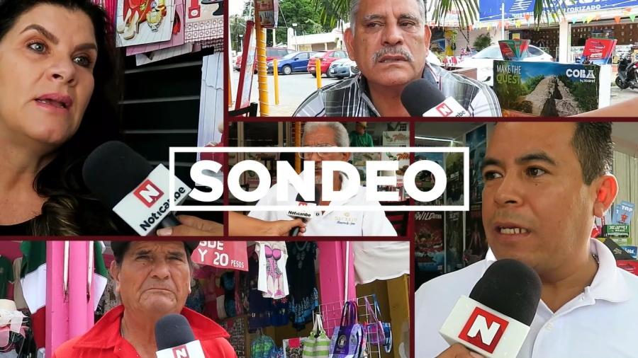 Piden comerciantes de Cancún que no los perjudiquen con cobros excesivos por la recolección de basura y uso de contenedores