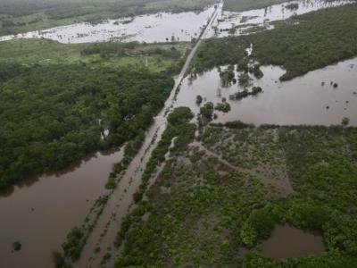 RECUENTO DE LOS DAÑOS POR LLUVIAS EN QR: Deja temporal 135 comunidades afectadas y unas 10 mil personas damnificadas
