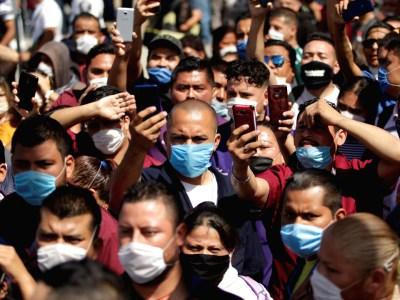 RIESGO MÁXIMO: México registra más de 30 mil casos activos de COVID-19