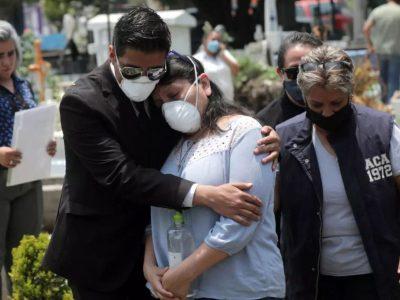 DOLOR EN MÉXICO: Acumula 51 mil 311 decesos por COVID-19