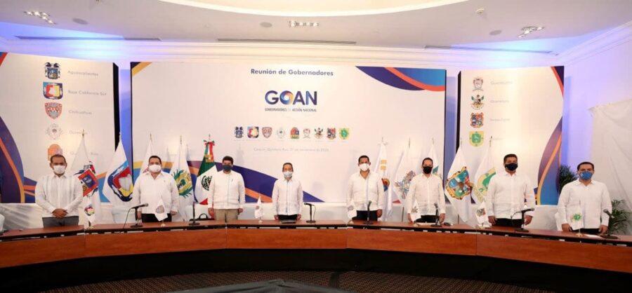 El objetivo de la GOAN es defender el federalismo, afirma Francisco Domínguez