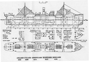 Diseño del Wangard.