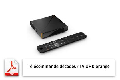 tv uhd orange mode d emploi