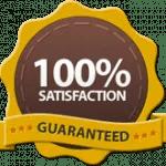 NoticedWebsites in Vancouver's 100% Satisfaction Guarantee Seal