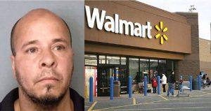 Dominicano acusado robos tienda Walmart