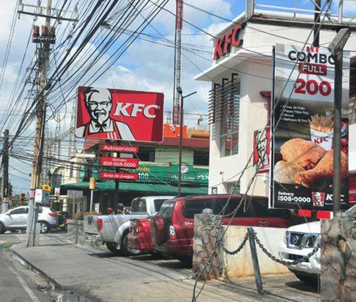 KFC | Identifican autores asalto sucursal Rómulo Betancourt