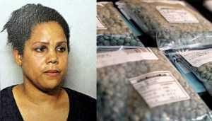 Deportarán dominicana condenada por tráfico de Fentanilo y cocaína