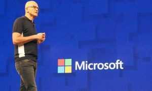 Microsoft no llegaría a su meta del primer billón para 2018
