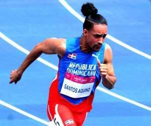 Luguelin Santos gana oro