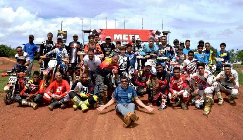 Anuncian IX motocross puntuable próximo domingo en Caribbean