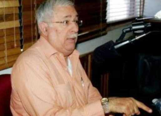 Alvaro Arvelo hijo suspendido por la Comisión de Espectáculos Públicos